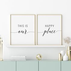 Start Each Day With A Grateful Heart Printable Art, Set of 2 Wall Art, Inspirational Quote Prints, A Cactus Wall Art, Cactus Print, Bedroom Decor For Couples, Couple Bedroom, Living Room Quotes, Living Rooms, Printing Websites, Digital Print, To Color