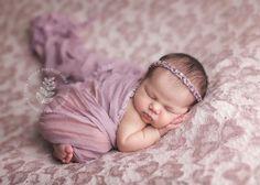 Little Beauty - North Idaho Baby Photographer - Coeur d'Alene Baby Photographer - www.stacibaileyphotography.com