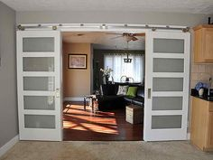 remodel sliding interior doors