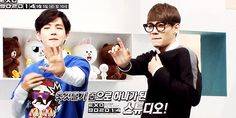 Love these two! Baekhyun and Chen on 902014