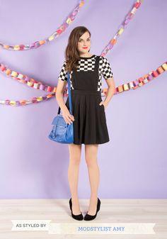 By My Sidecar Dress | Mod Retro Vintage Dresses | ModCloth.com