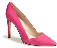 Charles by Charles David Charles David 'Passion' Pointy Toe Pump  The Pink Frock | Private Client Styling and Personal Shopping Firm | Valentine Gifts