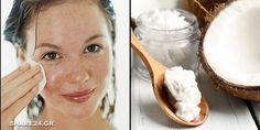 Λάδι Καρύδας για το Δέρμα 10 Χρόνια Νεώτερη Bio Cosmetics, Homemade Cosmetics, Beauty Elixir, Baby Oil, Beauty Recipe, Skin Tips, Homemade Beauty, Face And Body, Beauty And The Beast