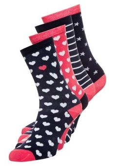 Even&odd 4 Pack Calcetines Black calcetines Even&Odd Calcetines black 4 Pack Noe.Moda
