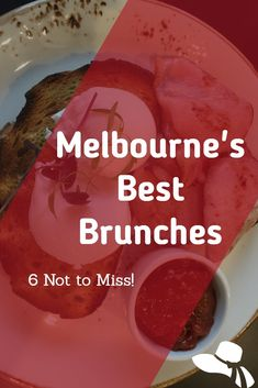 The best brunch places in Melbourne from a former local - the 6 best places to have brunch from Fitzroy to Yarraville to south yarra to st kilda via port melbourne Melbourne Brunch, Melbourne Travel, Melbourne Food, Visit Melbourne, Best Brunch Places, Best Places To Eat, Places In Melbourne, Tasmania Travel, City Of Adelaide