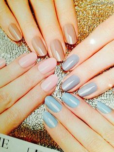 Spring 2014: Nails Inc. In the Nude Collection