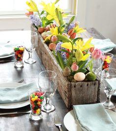 Zuhause für Ostern_3 - Ostern dekoration