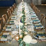 Getting married at library a vintage-themed wedding might be right for you,consider Emerald and Gold Wedding Colour :We suggest a colour scheme of enchantin