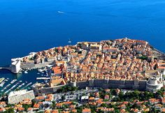 Dubrovnik, Croatia - See more places to visit in Croatia on our blog!