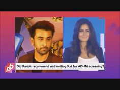 #OMG!: Did Ranbir Kapoor tell Karan Johar to not invite Katrina Kaif for the special screening of Ae Dil Hai Mushkil?  Find out now!