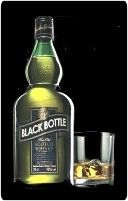 Black Bottle Blended Scotch Whisky... One of the best values today.