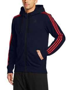 69fea44015560 adidas Men's Essentials The Hoodie Jacket: Amazon.co.uk: Sports & Outdoors