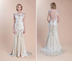 Claire Pettibone Wedding Dresses - Wedding Ideas, Wedding Trends, and Wedding Galleries