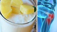 A 50 ans mes articulations vont bien grâce à cette boisson : Voici ma recette pour éliminer la douleur des genoux  en 5 jours !