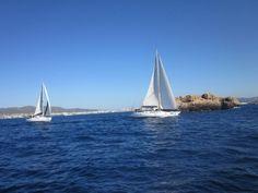 España. Regata ASIE Impact Voyages.