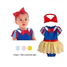 We are delighted to showcase our fresh-off-the-drawing-board range of exciting.   Like and Share if you like this Snow White Princess romper for baby girls.  Tag a mother who would appreciate our amazing range of babywear! FREE Shipping Worldwide on ALL products.  Why wait? Get it here ---> https://www.babywear.sg/sr023-snow-white-princess-romper-baby-girl-romper-baby-girl-clothes-children-clothing-new-2015-summer-newborn-baby-costume/   Dress up your child in lovely clothes today…