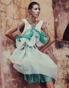 """""""Drapery Fashion"""" by Dima Hohlov for How to Spend It Magazine May 2014"""