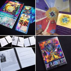 Now offering GIFT SETS of my most popular ETSY items!  This is the Power Pack #1 which includes the Oracle & Book, Shamanism Book & Mat, and 2017 Day Planner.  Everything you need to create a NEW YOU in 2017.  Other GIFTS SETS available. Check them out!