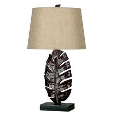 Kenroy Home 21050MB Frond Table Lamp