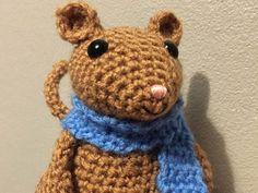 89 Besten Mäuse Häkeln Bilder Auf Pinterest Crochet Mouse Crochet