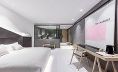 Until fairly recently, China's upmarket hotel scene was dominated by the sleeker offerings in Hong Kong, Beijing, and Shanghai. Happily, adventurous hoteliers are teaming up with talented designers to shake things up. Exhibit A is Shanghai-based X+Livi...