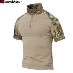 Tacvasen men summer t shirts army green tactical t shirt short sleeve military camouflage cotton tee shirts paintball clothing Camouflage T Shirts, Military Camouflage, Camo Shirts, Tee Shirts, Work Shirts, Tactical T Shirts, Tactical Pants, Tactical Clothing, T Shirt Manga