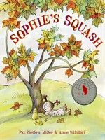 Author: Pat Zietlow Miller Illustrator: Anne Wilsdorf On the dust jacket: Sophie and Bernice. Bernice and Sophie. The two go everywhere together: to story time at the library, to visit friends at … Ezra Jack Keats, Thanksgiving Books, Fallen Book, County Library, Ink Illustrations, Read Aloud, Story Time, Book Lists, Squash