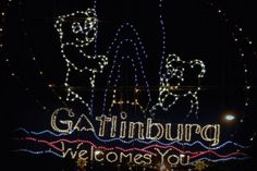 Smoky Mountain Winterfest - Gatlinburg Cabins - Condos, Chalets, Cabin Rentals in Gatlinburg TN and Pigeon Forge Tennessee Gatlinburg Vacation, Gatlinburg Cabin Rentals, Gatlinburg Tennessee, Tennessee Cabins, Tennessee Vacation, Christmas Light Displays, Christmas Lights, Christmas Time