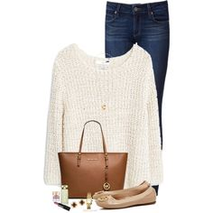 Is Summer Really Over?! by houston555-396 on Polyvore featuring polyvore, fashion, style, MANGO, Paige Denim, Tory Burch, MICHAEL Michael Kors, Gucci, Louise et Cie and NARS Cosmetics