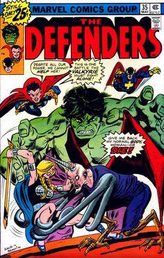 Favourite Comicbook Team: Defenders (nominee)