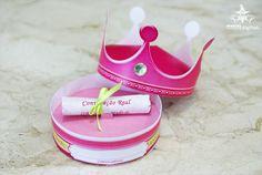 Convite Princesa. #princess #invitation