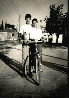 Buca Özmen Caddesi, İzmir. Muhtemelen 1960'lar.