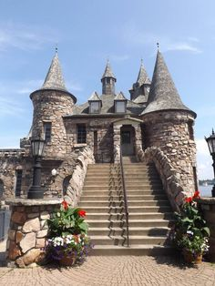 Boldt Castle ~ Alexandria Bay, New York