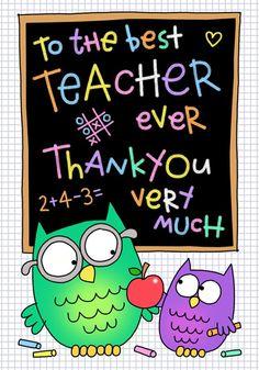 Thank You Teacher Happy Teachers Day Card, Teachers Day Greetings, Teachers Day Poster, Teacher Thank You Cards, Teachers Day Gifts, Teacher Appreciation Quotes, Teacher Quotes, Teachers Day Drawing, World Teacher Day