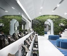 wittner fitout retail design awards