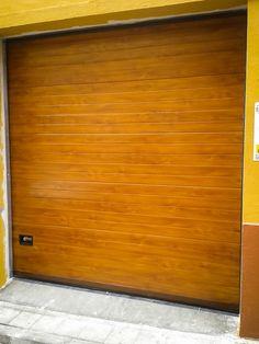 Galería de Trabajos - Puertas en Movimiento - Tenerife