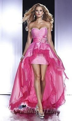 Shop for pageant gowns and long evening gowns at PromGirl. Sexy evening dresses, long prom gowns, and designer gowns and dresses for pageants. Baby Pink Prom Dresses, Sweet 16 Dresses, Lovely Dresses, Homecoming Dresses, Pink Dress, Dress Prom, Wedding Dress, Party Dress, Gorgeous Dress