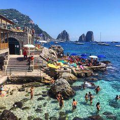 Capri - Napoli