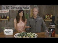 Juice Guru TV: ep 2: The Best Green Juice Recipe