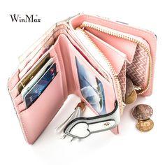 Girls Mini Short Clutch Wallet – uShopnow store