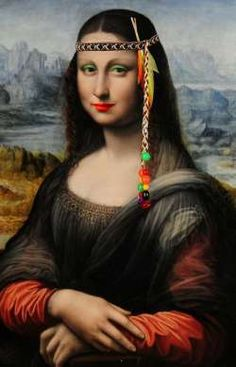 monalisa hippie