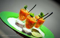 Yummmmm Mango Gazpacho!