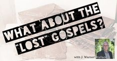 """What About the """"Lost"""" Gospels? With J. Warner Wallace—The Alisa Childers Podcast #17"""