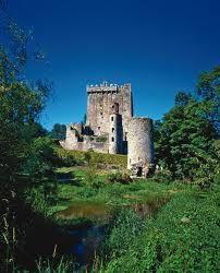 Blarney Stone castle. Yes please.