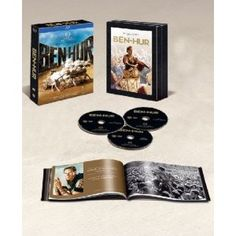Ben Hur (Ultimate Collector's Edition) (3 Blu-Ray+Libro) (1959)
