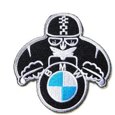 BMW Logo Motorcycles Motorrad Biker Clothing Polo Jacket Shirt Sew Embroidered Iron On Patch - http://www.gezn.com/bmw-logo-motorcycles-motorrad-biker-clothing-polo-jacket-shirt-sew-embroidered-iron-on-patch.html