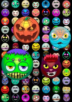 Halloween svg files clip art cute cuts scrapbook title cricut free vector graphics on Etsy. Halloween svg emoji smiley face t shirt monster emoticons vector images editable emoji digital emoji Scrapbook smiley High Resolution Emoji Clipart halloween Pumpkin pumpkins zombie zombies apocalypse walking vampire Dracula vampiric witch hag beldam beldame dead man mums mummy mummies old Frankenstein octopus devilfish poulpe imp hobgoblin shadow ghost boggart werewolf wolfman turnskin Smiley face…
