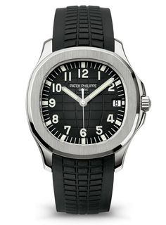 Patek Philippe Aquanaut Ref. 5167A-001 Stainless Steel - Face