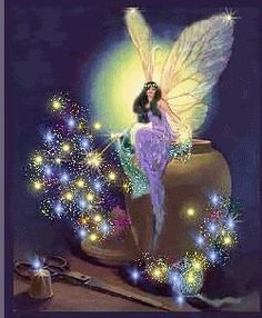 Glitter Fairy Photo:  This Photo was uploaded by kosmicdancer77. Find other Glitter Fairy pictures and photos or upload your own with Photobucket free im...