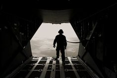 The daily view of the A.F. Loadmaster